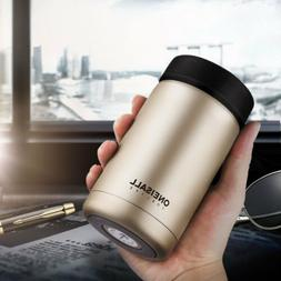 Men Gift Thermos Bottles 400ml Insulated Cup Stainless Steel