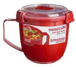 Sistema Microwave Collection Soup Mug, Large, 30.4 oz./0.9 L