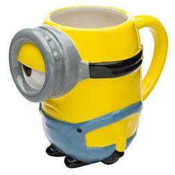 Official Minions Stuart 3d Sculpted Mug