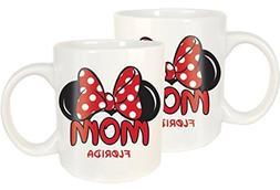 Disney Minnie Mom Fan Jumbo 20oz Mug White Florida