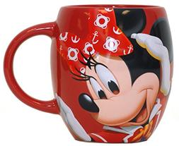 Disney Minnie Mouse Mug - Disney Cruise Line – 16 oz