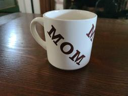 "Mom Coffee Mug ""Best Mom Ever"" - 15 oz Ceramic Campfire Mug"
