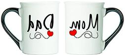 Tumbleweed Mom And Dad Coffee Mugs - Gifts For Mom And Dad -