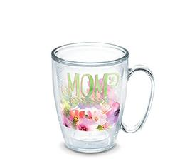 Tervis 1258402 Mom-Watercolor Floral Insulated Tumbler with