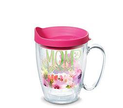 Tervis 16 oz. Mom Watercolor Flower Mug 16 oz. Mug