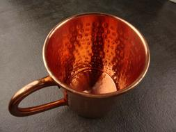 Advanced Mixology Moscow Mule Gift Set 100% Pure Copper Mugs