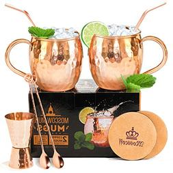 Most complete Moscow mule kit – Do not overpay, 7 extra it