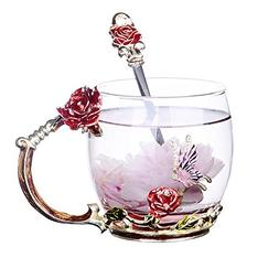 NBWUYUE Mother's Day Gifts For Mom Tea Cup Coffee Mug Cups C