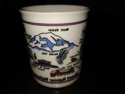 Mount Rainier National Park Cup Mug NEW