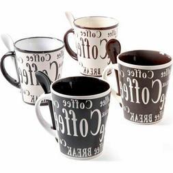 mr coffee bareggio 8 piece mug set