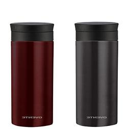 Ovente Travel Mug with Flavor Infuser, Hot/Cool Thermos, Vac