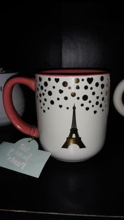 10 Strawberry Street Mug Eiffel Tower We'll Always Have Pari