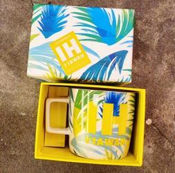Starbucks Mug Hawaii 2016 14 oz. 100% Brand New With Box