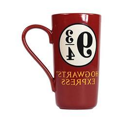 Harry Potter Mug Hogwarts Platform 9 3/4 Official Latte Mug