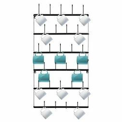Sorbus Mug Rack Cup Holder - Wall Mounted Home Storage Mug H