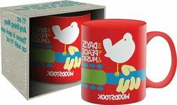 Mug - Woodstock - Red 11oz Boxed Cup New 47100