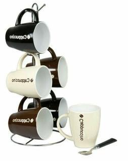 mug tree mugs cappuccino lovers