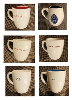 Rae Dunn Coffee / Tea Mugs  New