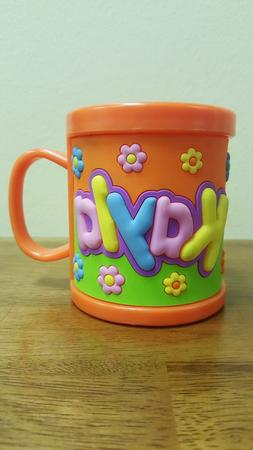 My Name Childs cup Personalized 3D kids mugs Boy&Girls 14OZ
