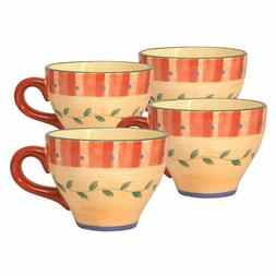 Pfaltzgraff Napoli Set of 4 Mugs