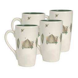 Pfaltzgraff Naturewood Latte Mug