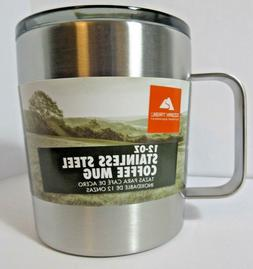 NEW 12oz Stainless Steel Coffee Mug Camping Hiking Insulated