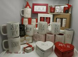 NEW Rae Dunn Artisan Valentine's Day Collection - YOU CHOOSE
