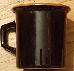 New! Black / Brown Coffee, Tea or Espresso Mugs