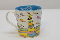 NEW Dr. Seuss 12 oz. Ceramic Coffee Mug Microwave Safe - Oh