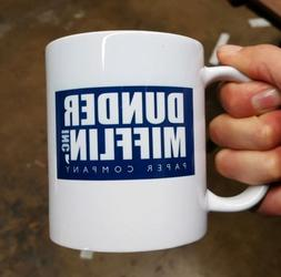 New Dunder Mifflin Worlds Best Boss Dishwasher Safe Coffee M