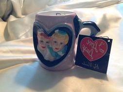 New I love Lucy, Friends forever 3-D mug by Vandor