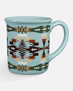 New in Box Pendleton Large 18oz Coffee Mug, Gift Boxed, Tucs