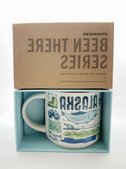 *New* In Box Starbucks Alaska Been There Series Coffee Mug C