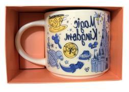 new magic kingdom been there series mug