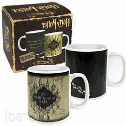 New Harry Potter Marauder's Map Heat Changing Mug Coffee Mar
