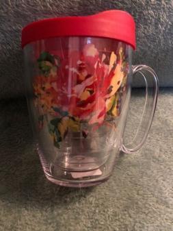 New Tervis Mug Fiesta Rose