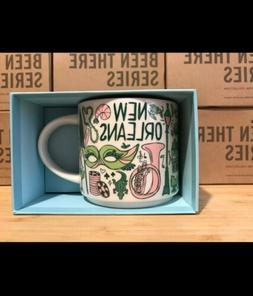 """Starbucks New Orleans  """"Been There Series""""  New 14oz Mug"""
