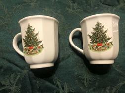 NEW Pfaltzgraff RETIRED Christmas Heritage 10 Oz. Coffee Mug
