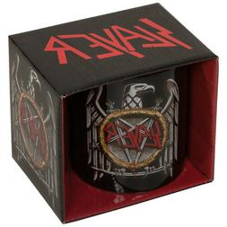 New Slayer Band Pentagram Eagle Heavy Metal Coffee Cup Mug i