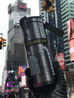 NEW Starbucks 2019 New York City Collection SS Tumbler Trave