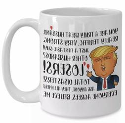 NEW!! Trump mug husband mug - Donald Trump mug - Funny Mug -