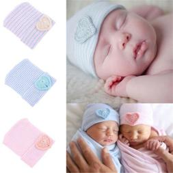 Newborn Baby Infant Girl Boy Toddler Comfy Bowknot Hospital