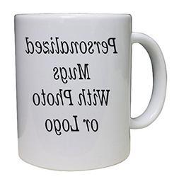 Marvelous Printing EXPRESS Personalized White Custom Mug w