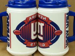 NFL 24oz. Thermo Travel Mug, New York Giants, New