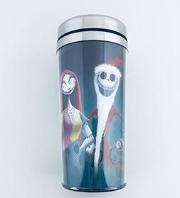 Nightmare Before Christmas 12 oz Insulated Travel Mug Jack &