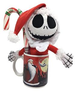 Nightmare Before Christmas Jack Skellington Plush & 12 oz Mu