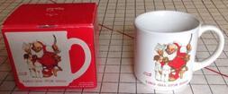 Norman Rockwell GOOD BOYS & GIRLS Christmas Hallmark Mugs Co