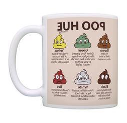 Nurse Practitioner Gift Funny RN Gifts Poo Hue CNA Coffee Mu