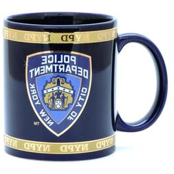 NYPD Mug - New York City Police Department Official Souvenir
