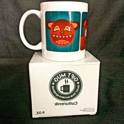 Culturenik Orphan Black 11 oz Bears Tea or Coffee Ceramic Mu